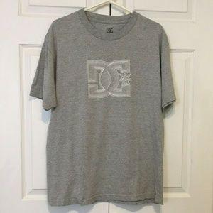 DC Light Gray T-Shirt
